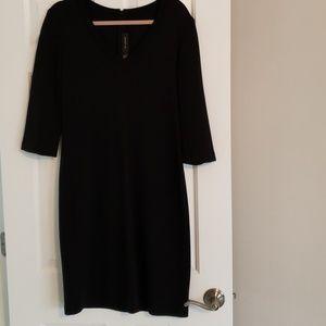 St john knit dress